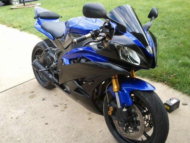 Yamaha r6 for sale peoria illinois for 2012 yamaha r6 for sale