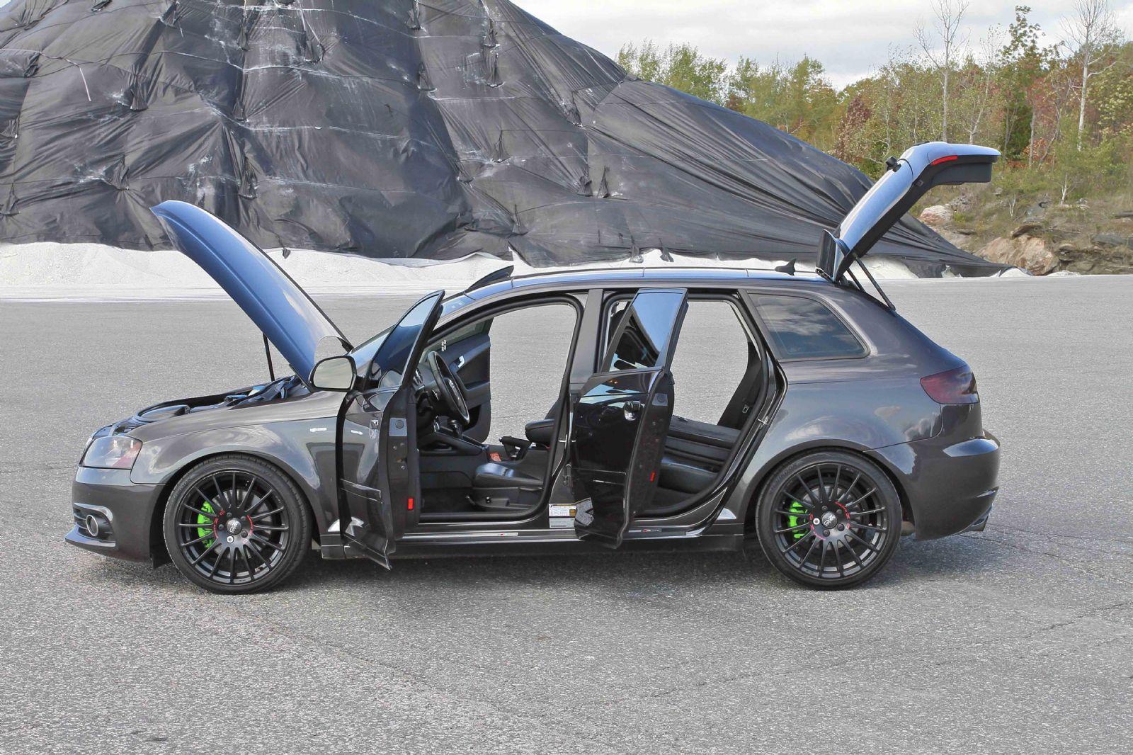 2009 Audi A3 Quattro A3 S Line For Sale Parry Sound