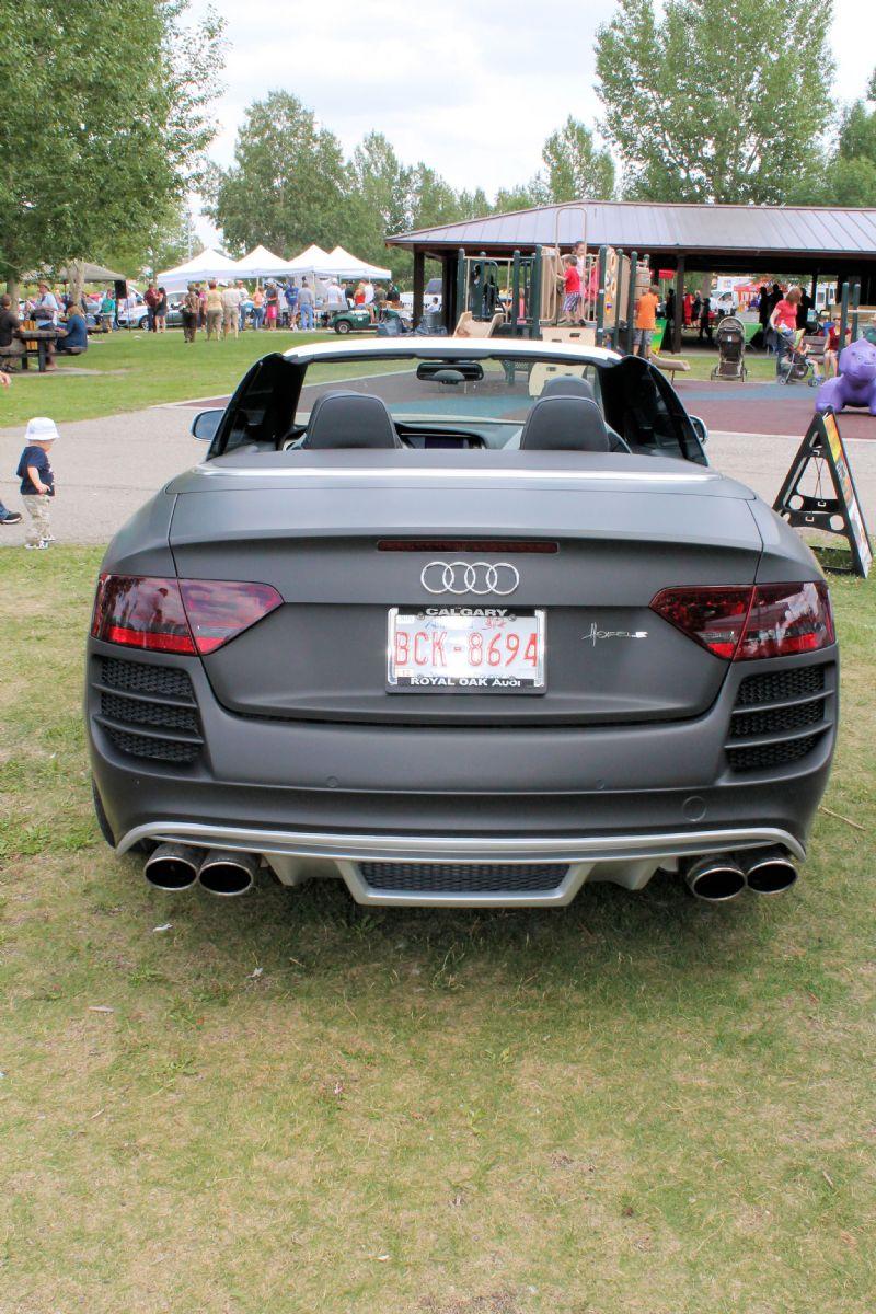 2010 Audi S5 Hofele For Sale Calgary Alberta