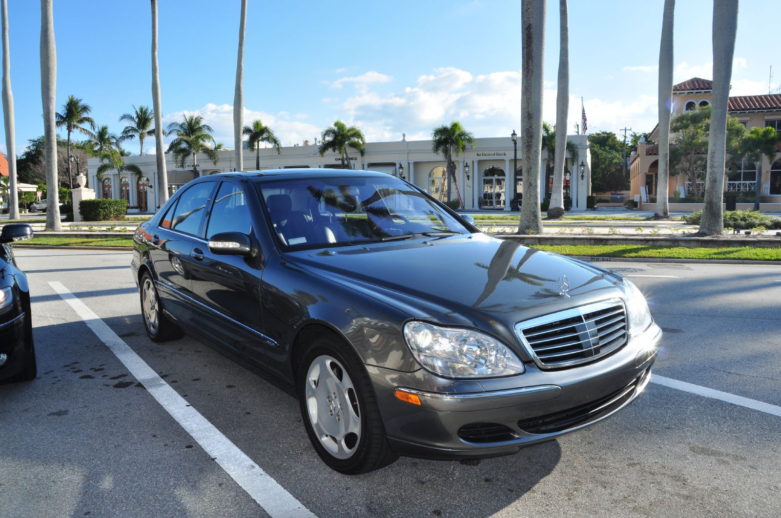 Image gallery 2003 mercedes s600 for Custom mercedes benz for sale