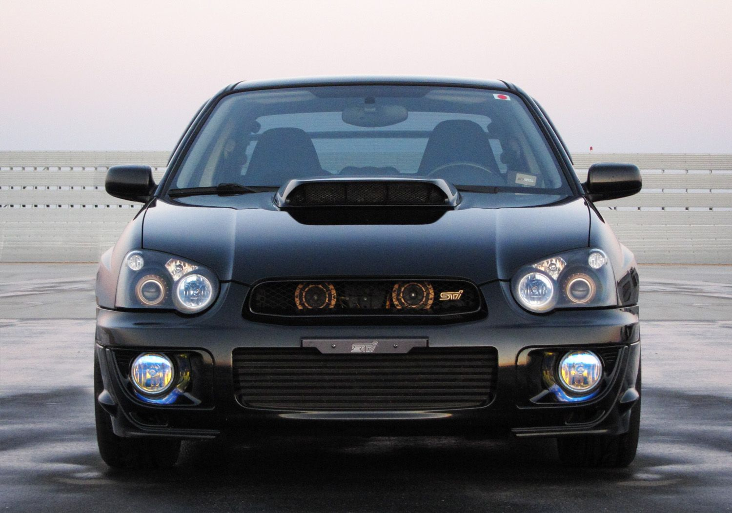 2005 Subaru Impreza Sti For Sale Marina Del Rey California