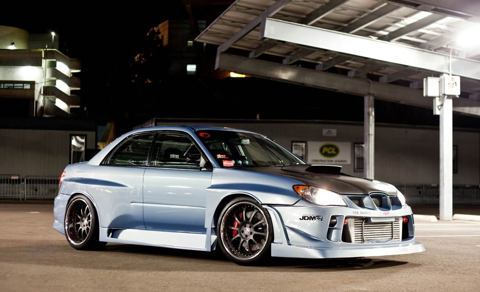 2002 Subaru Wide Body Impreza Wrx For Sale San Diego