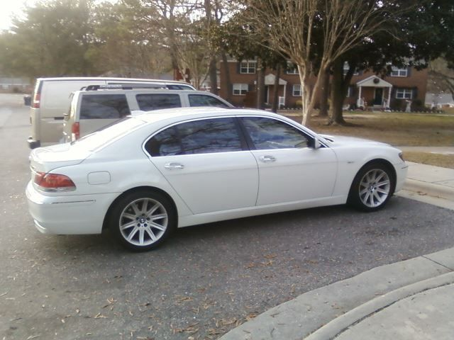2006 bmw 750il for sale