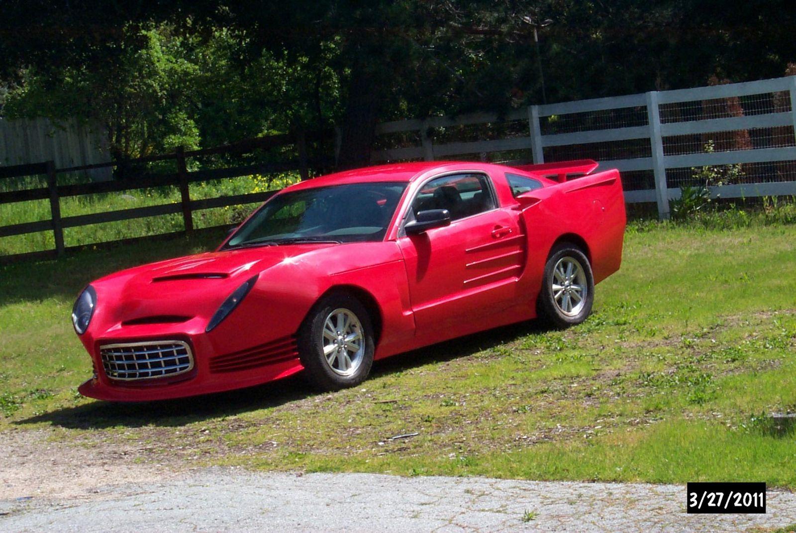 Ford Mustang CUSTOM For Sale Carmel Valley California - 2007 mustang