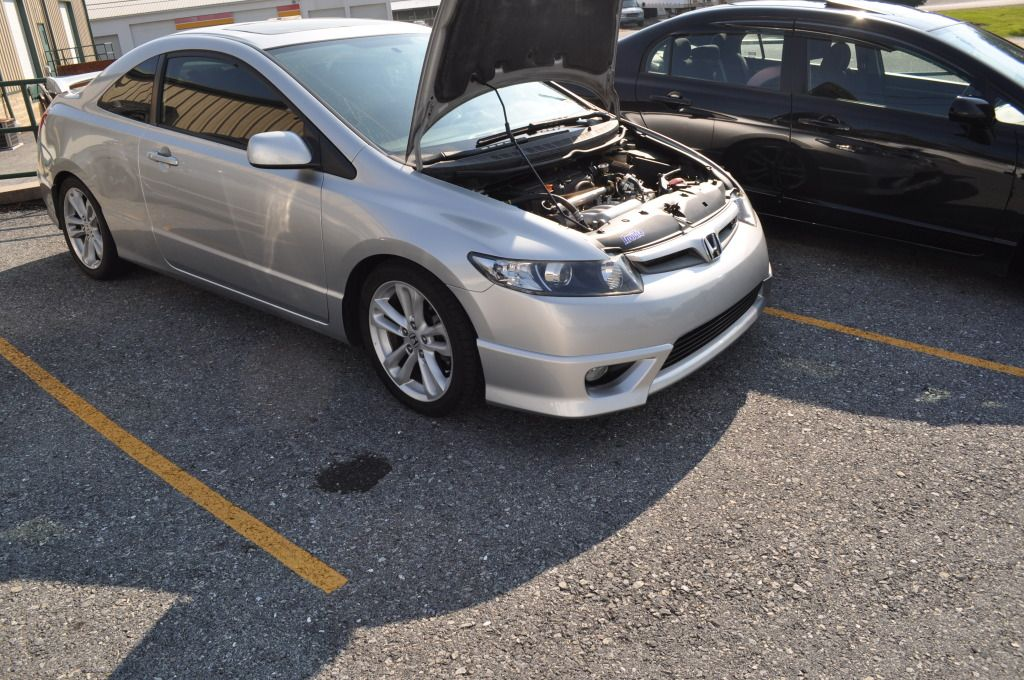 2006 honda civic si for sale harrisburg pennsylvania. Black Bedroom Furniture Sets. Home Design Ideas