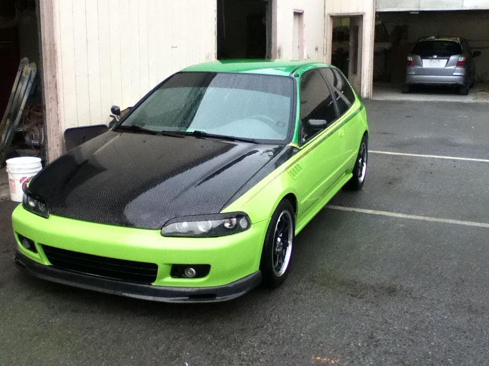 1992 Honda EG civic Civic Hatchback For Sale  Beacon New York