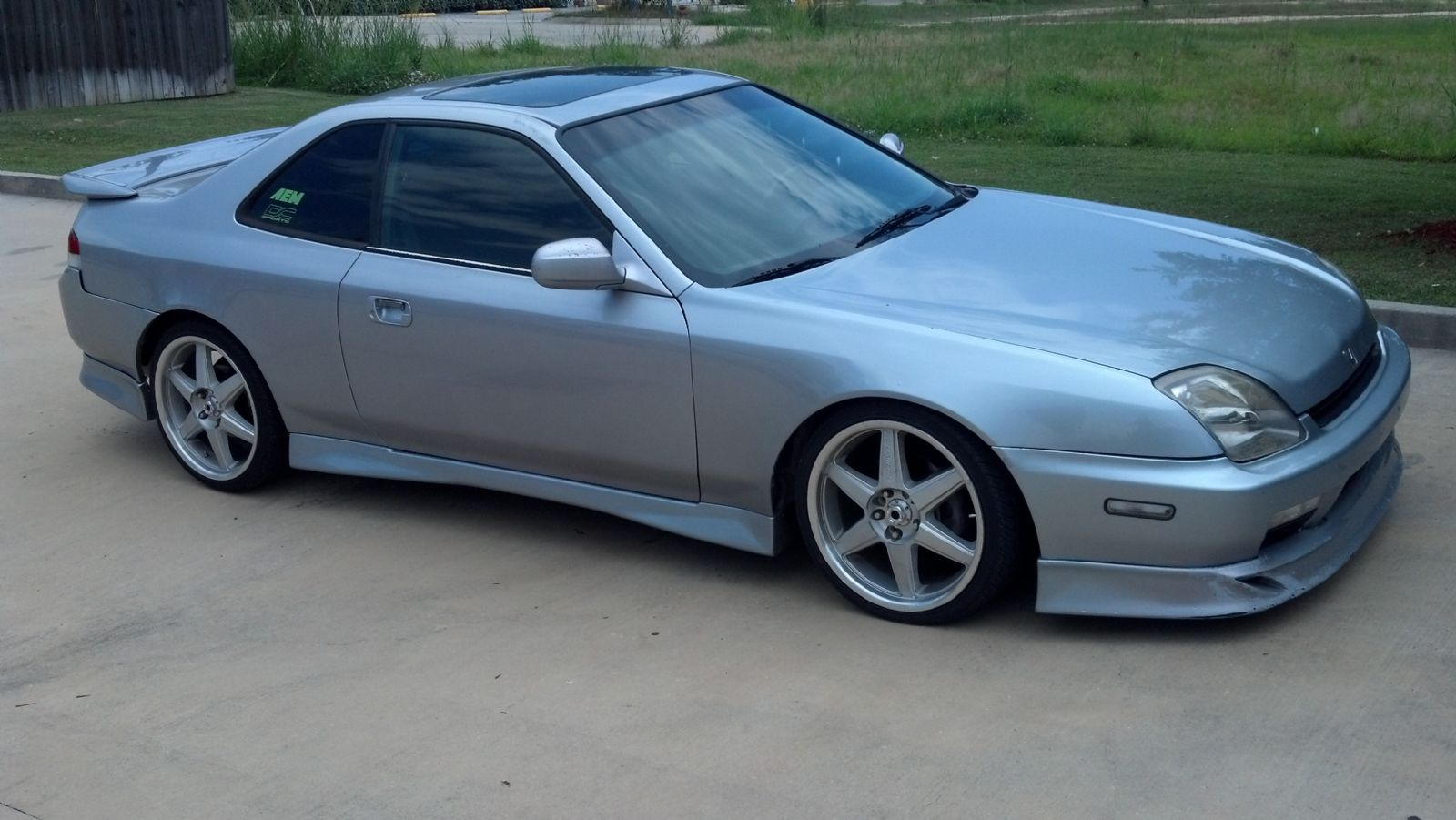 1998 honda prelude for sale new orleans louisiana. Black Bedroom Furniture Sets. Home Design Ideas