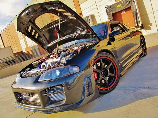 Mitsubishi Eclipse Stroker Gsx For Sale Houston Texas - Mitsubishi texas