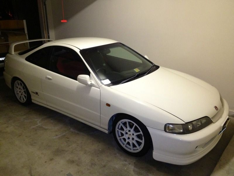 Worksheet. 1996 Acura RHD TYPE R Integra TYPER For Sale  Fairfax Virginia