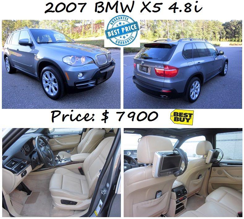 2007 BMW X5 For Sale
