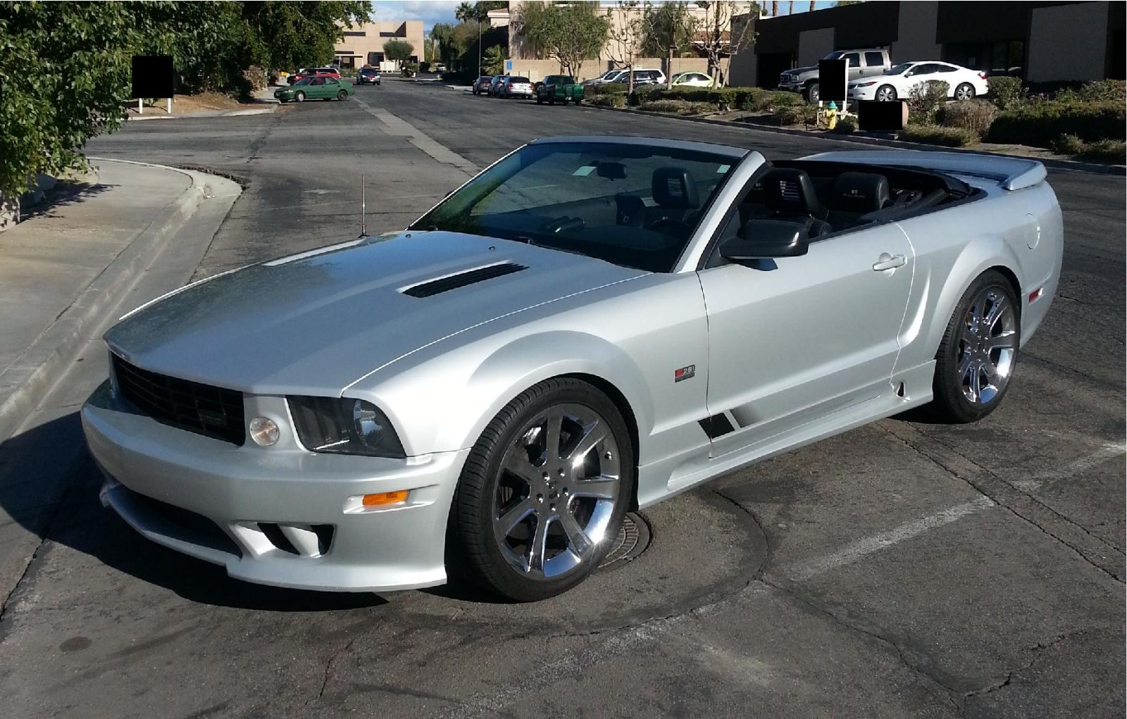 Ford Mustang Saleen For Sale