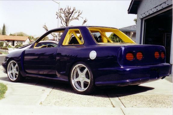 1992 Nissan Nx2000 1992 Nissan Sentra Se-r For