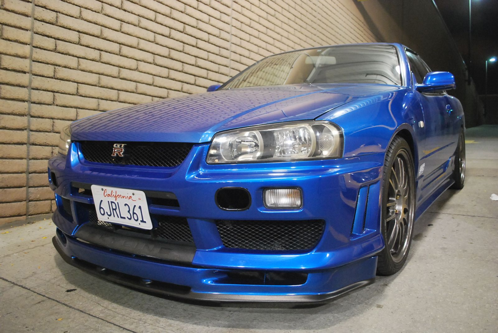 2001 Nissan Skyline GTR (GTT shell) For Sale | Illinois