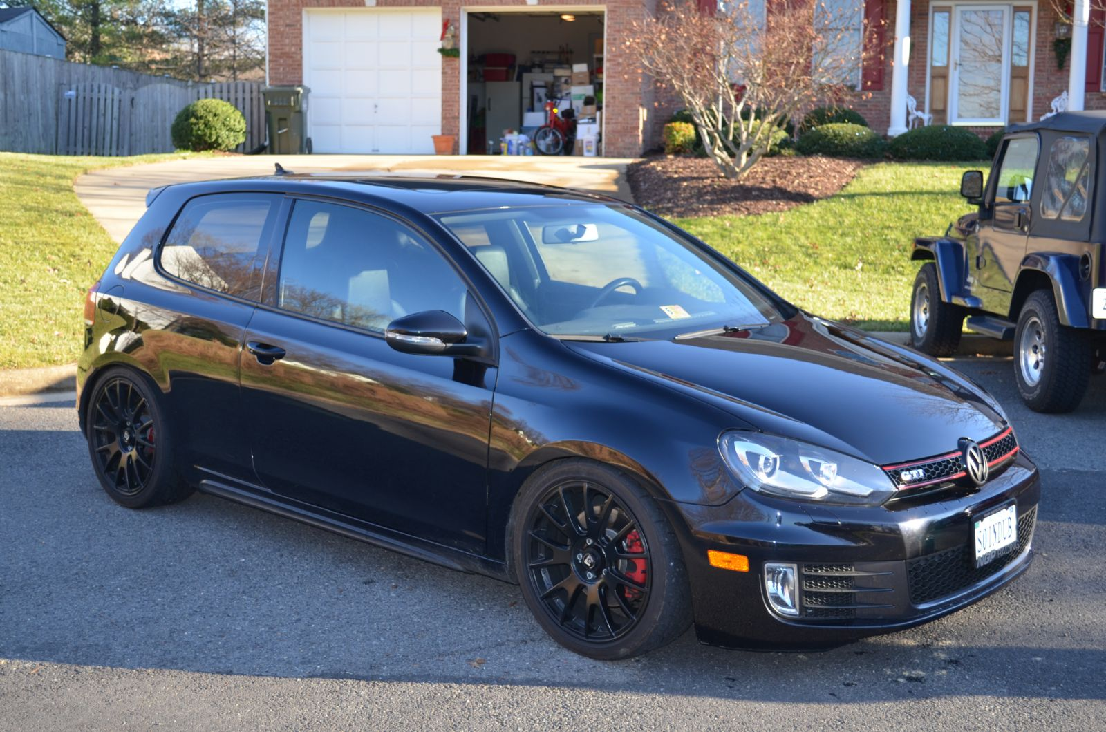 2011 Volkswagen Gti For Sale Springfield Virginia