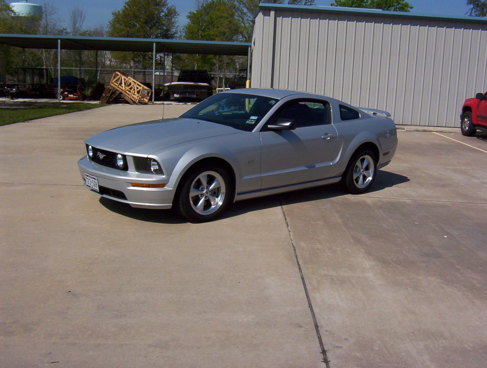 2007 ford mustang gt premium for sale houston texas. Black Bedroom Furniture Sets. Home Design Ideas