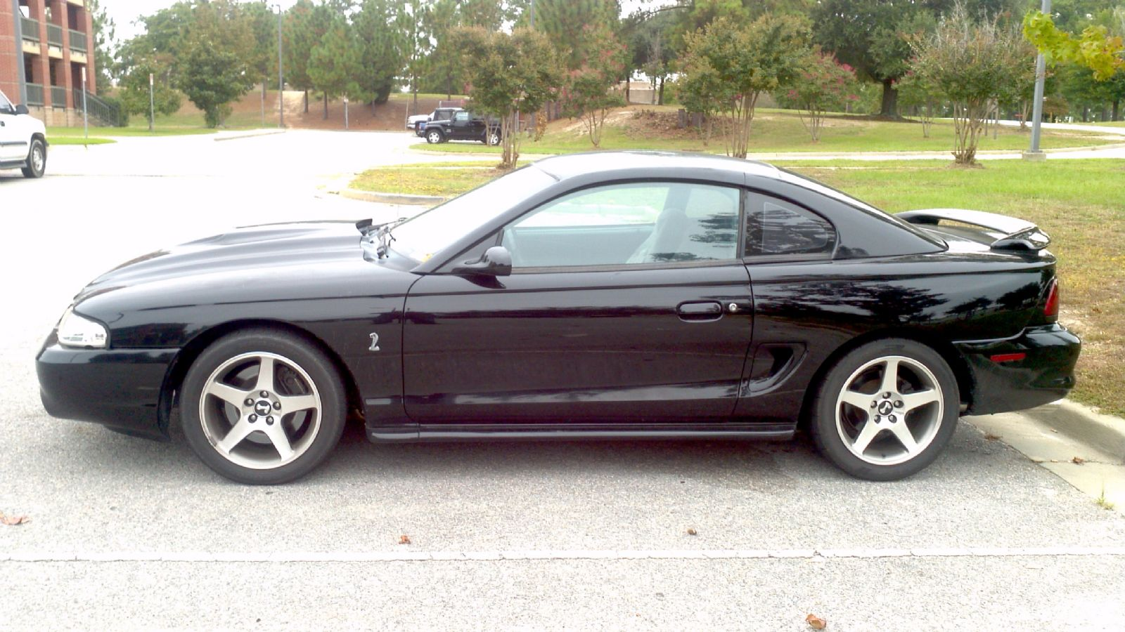 1994 ford svt mustang cobra for sale fayetteville north carolina. Black Bedroom Furniture Sets. Home Design Ideas