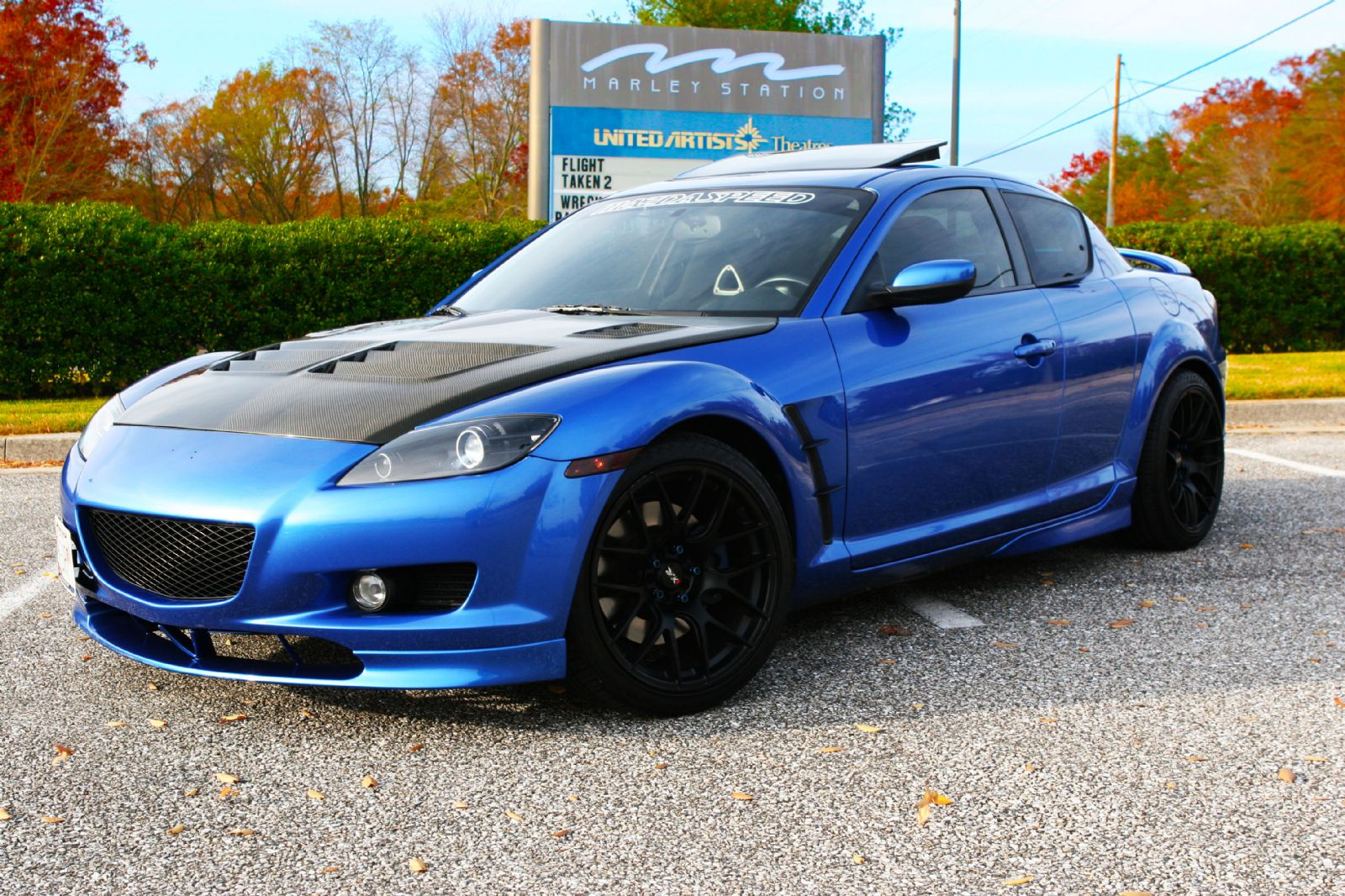 2005 mazda rx 8 sport for sale towson maryland. Black Bedroom Furniture Sets. Home Design Ideas