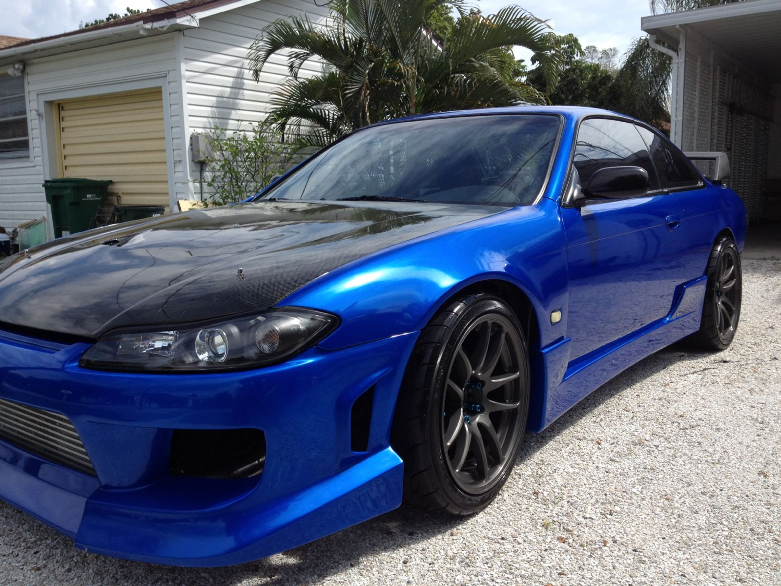 1998 Nissan Godzilla Jr  240sx  Rb26 Skyline Motor For