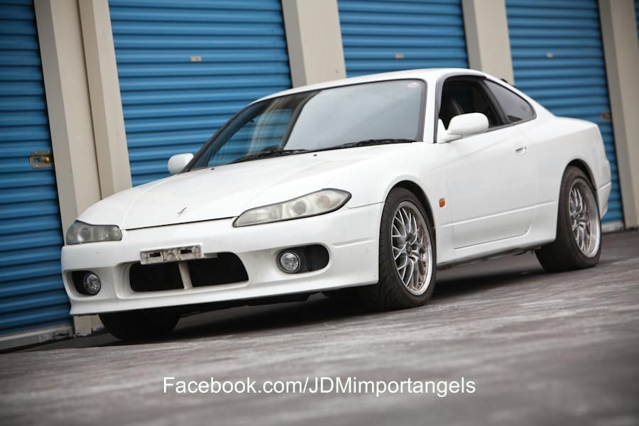 2000 Nissan Silvia S15 SpecS For Sale