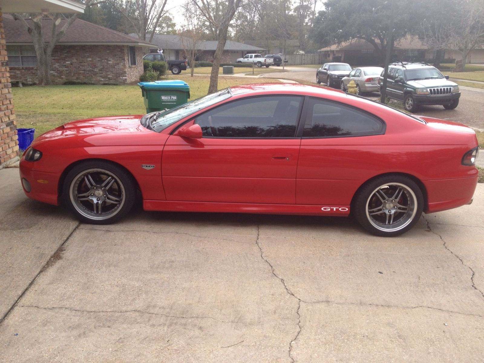 2006 Pontiac GTO For Sale  Garland Texas