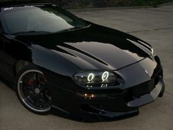 2002 Chevrolet Project Reaper Camaro Z28