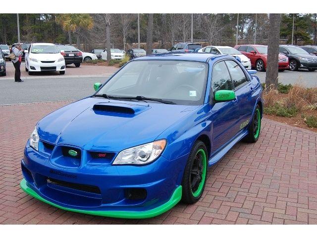 2007 Subaru Impreza WRX STI For Sale | Salinas California