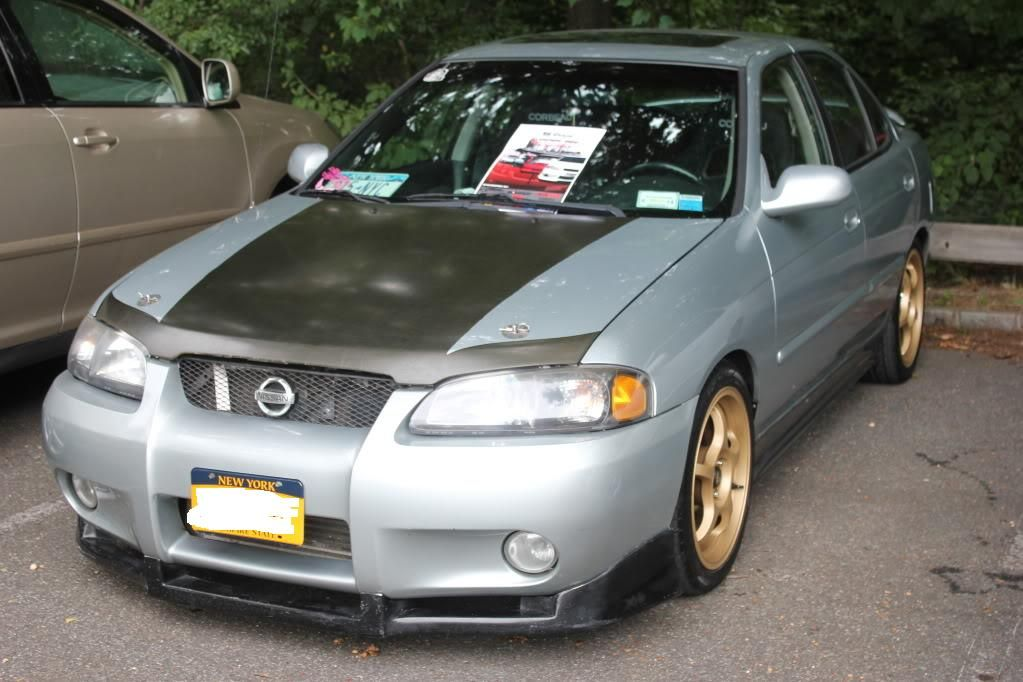 2002 Nissan B15 Sentra [Sentra] SE-R SpecV For Sale | New ...