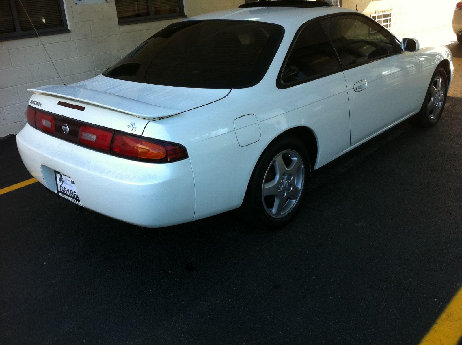 1996 Nissan 240sx Se For Sale Quantico Virginia