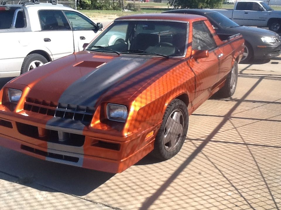 1982 Plymouth Dodge Rampage [Scamp] For Sale | Oklahoma City Oklahoma