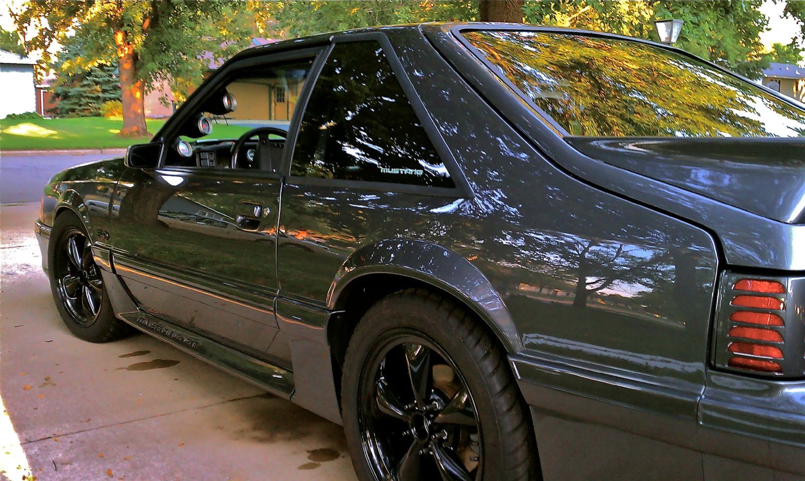 1993 ford mustang gt for sale shakopee minnesota. Black Bedroom Furniture Sets. Home Design Ideas