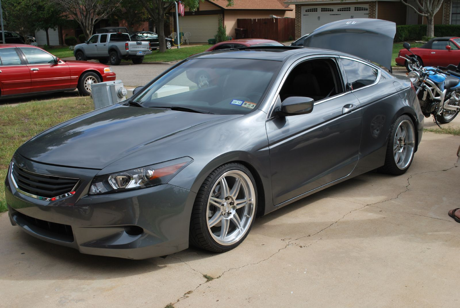 2010 Honda Accord Coupe Ex For Sale Austin Texas