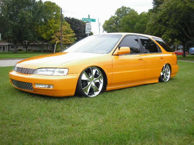1995 honda accord wagon lx