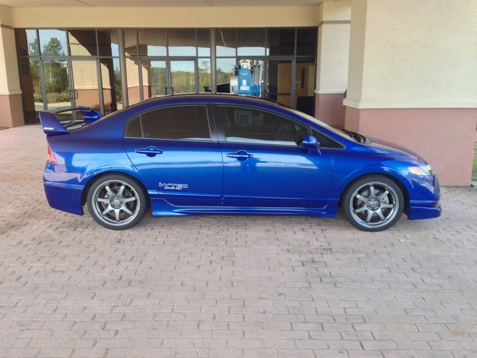 Honda Civic si For Sale in ga 2008 Honda Civic Mugen si For