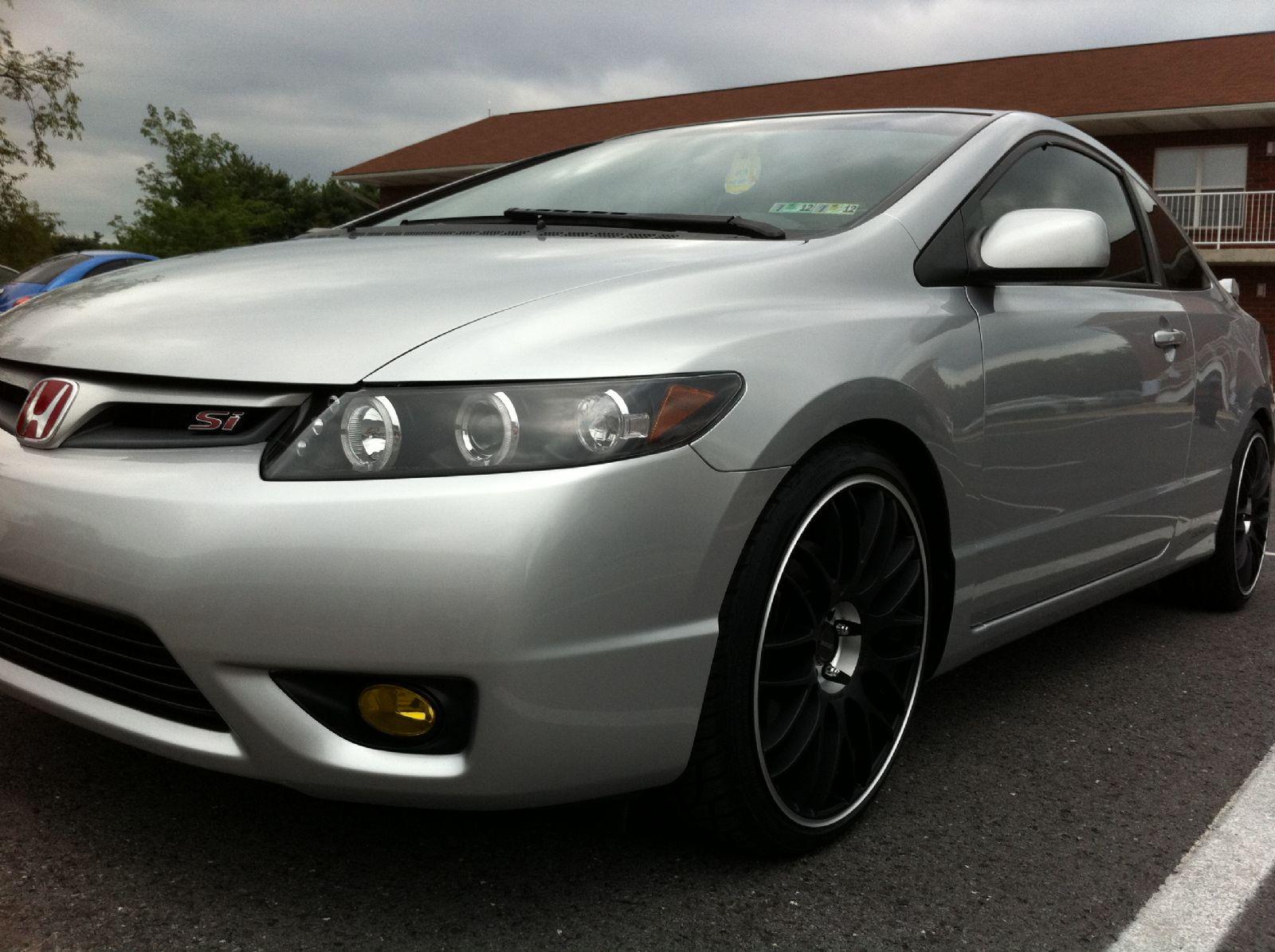 2007 Honda Civic Si For Sale State College Pennsylvania