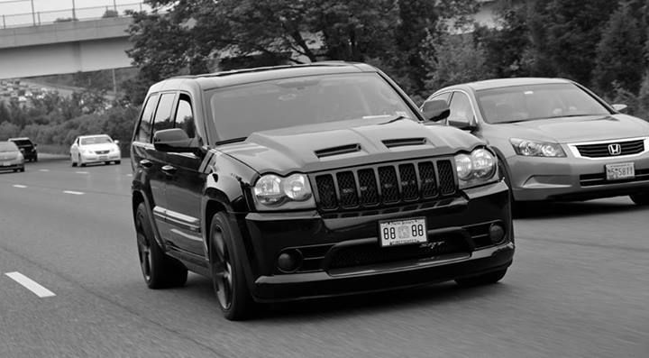 2007 Jeep Grand Cherokee SRT8 For Sale | Bridgewater New ...