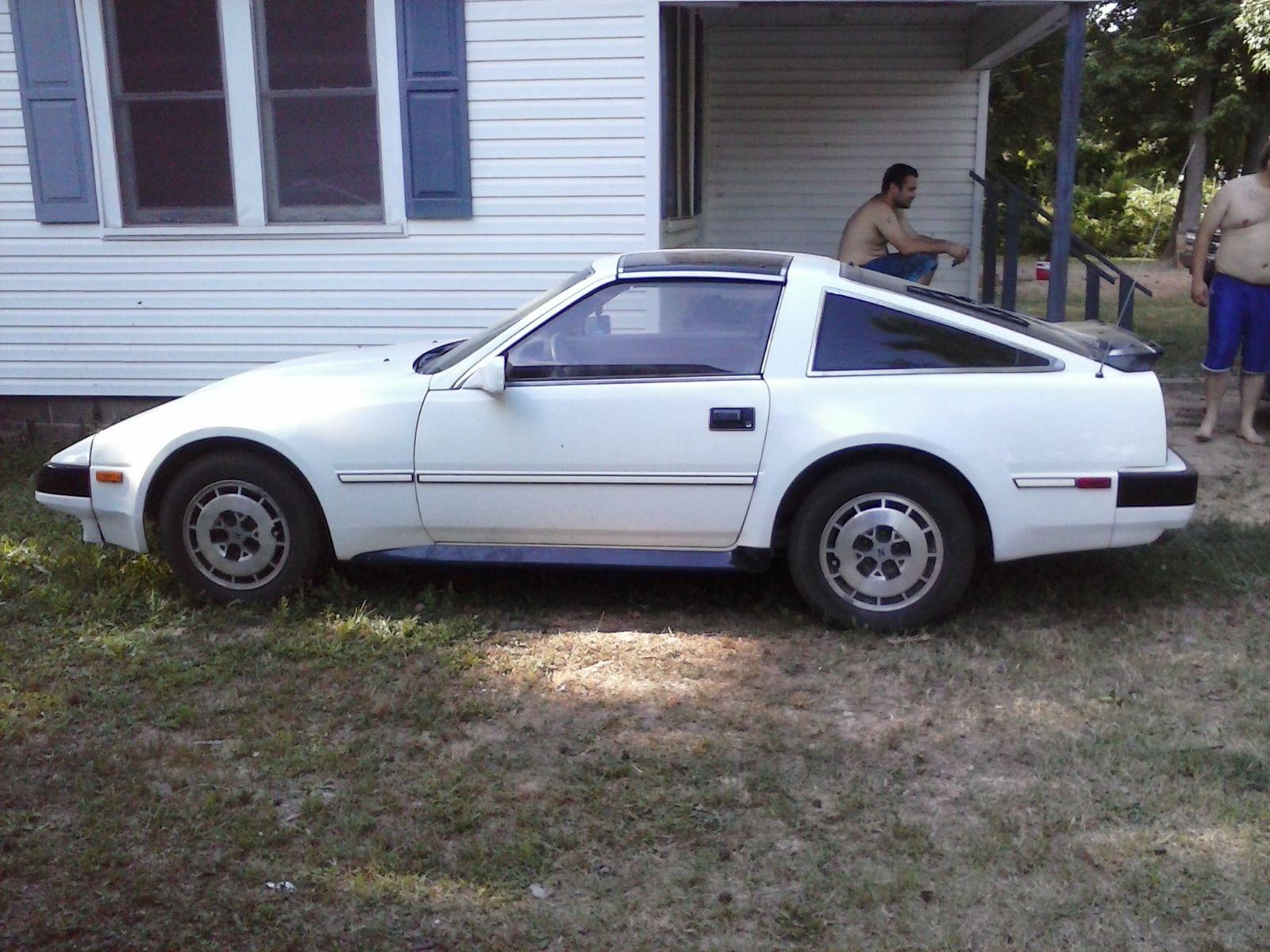 1986 Nissan 300ZX hatchback t-top For Sale | Paragould Arkansas