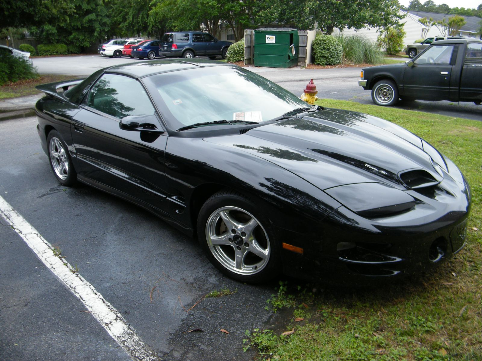 1998 pontiac trans am ws6 for sale. Black Bedroom Furniture Sets. Home Design Ideas