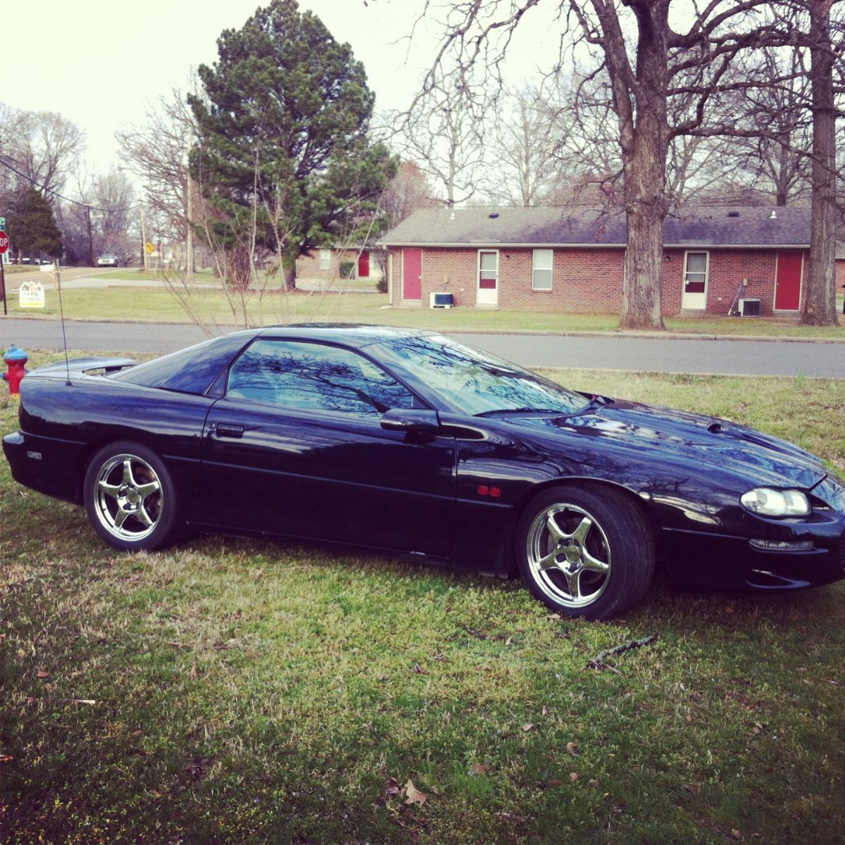 1998 chevrolet camaro ss slp for sale henderson nevada. Black Bedroom Furniture Sets. Home Design Ideas