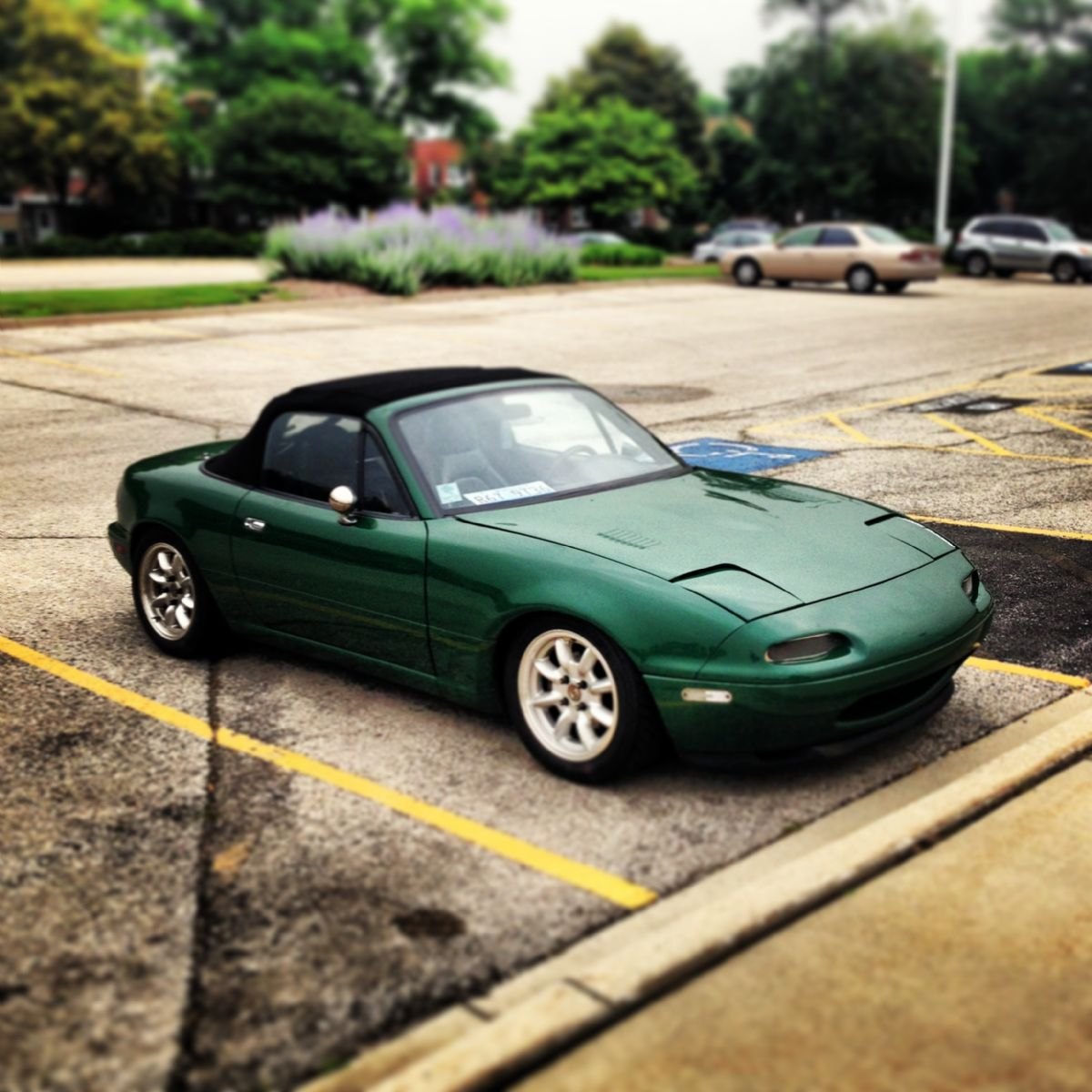1993 mazda miata mx-5 for  | wilmette illinois