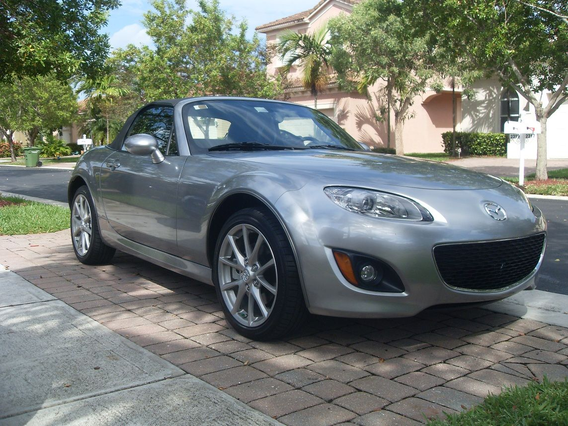 2012 mazda miata mx 5 touring for sale homestead florida. Black Bedroom Furniture Sets. Home Design Ideas