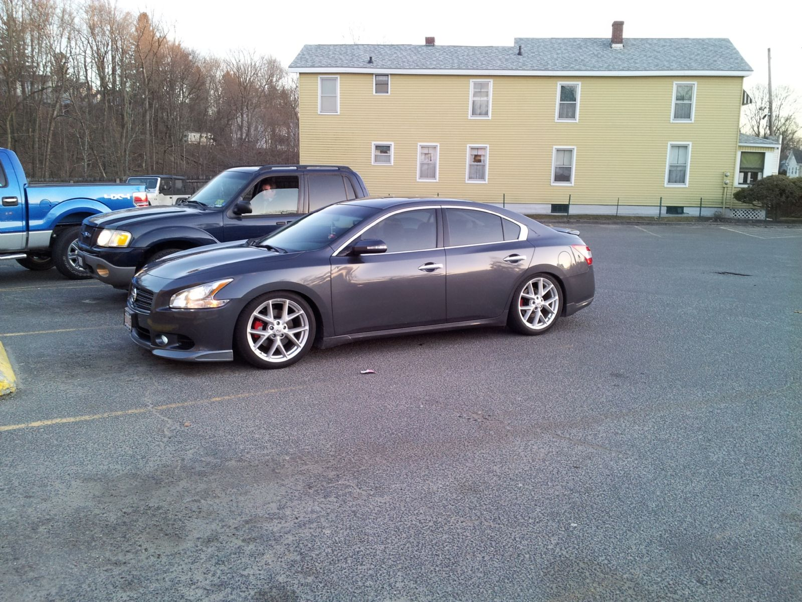 2009 Nissan Maxima Sv Sport Package For Sale Pittsfield Massachusetts