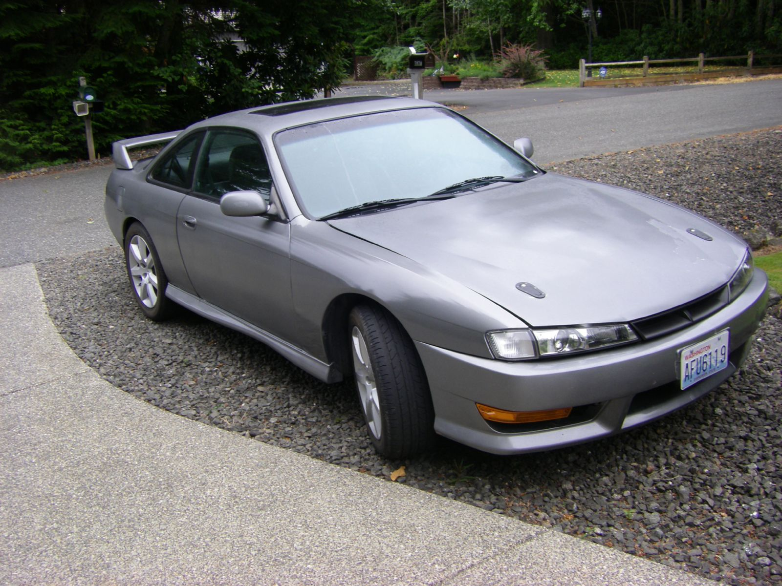 1995 nissan s14 240sx se for sale bremerton washington for Nissan 240sx motor for sale