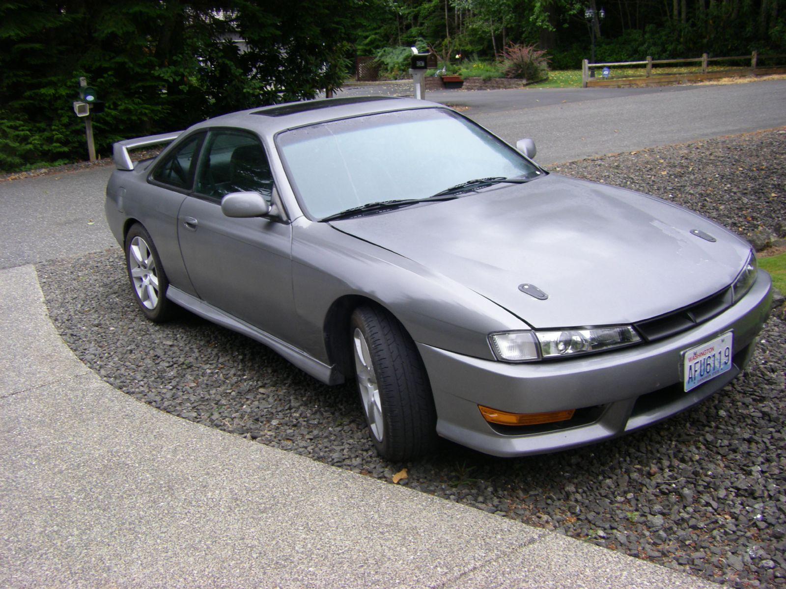 1995 Nissan S14 240sx Se For Sale Bremerton Washington