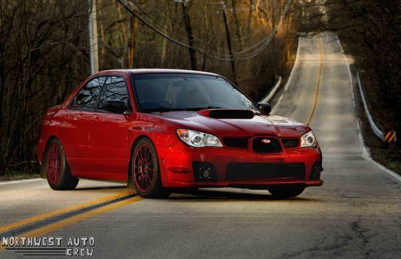 2007 Subaru Impreza Wrx Hawkeye For Sale Chicago Illinois