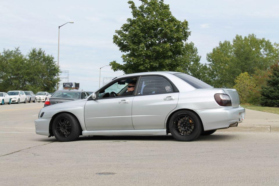 2002 Subaru Impreza Wrx Sti Swapped For Sale Neenah