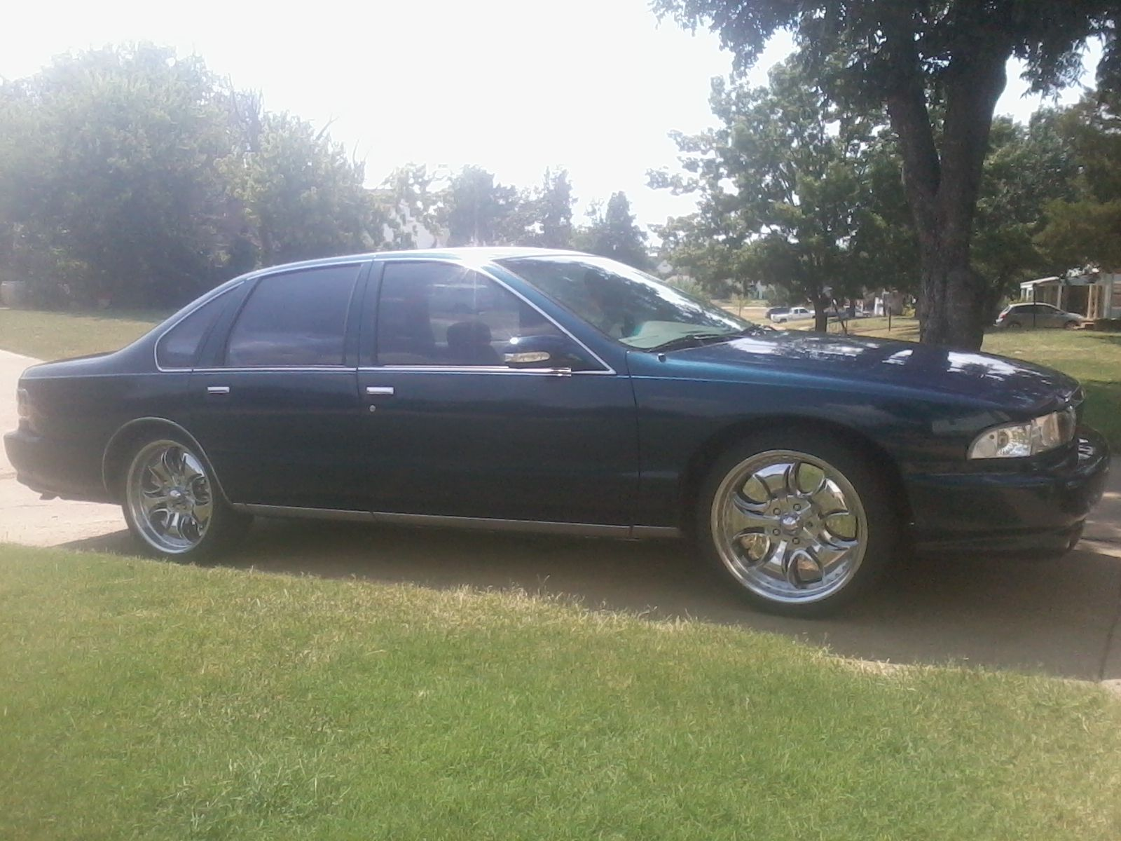 1996 Chevrolet Caprice Classic For Sale  Lawton Oklahoma