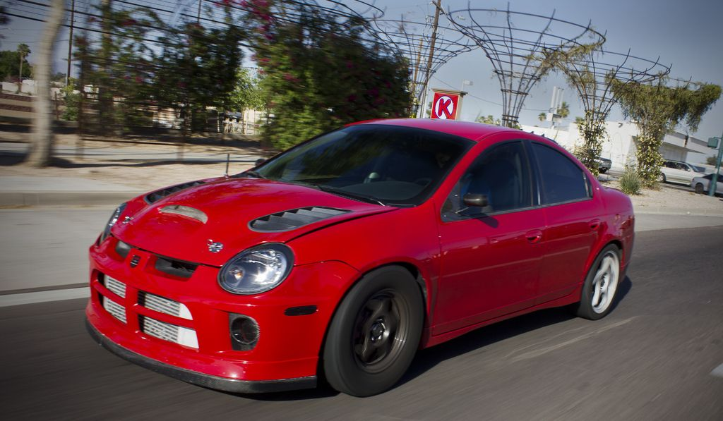 2003 dodge neon srt 4 for sale chandler arizona. Black Bedroom Furniture Sets. Home Design Ideas