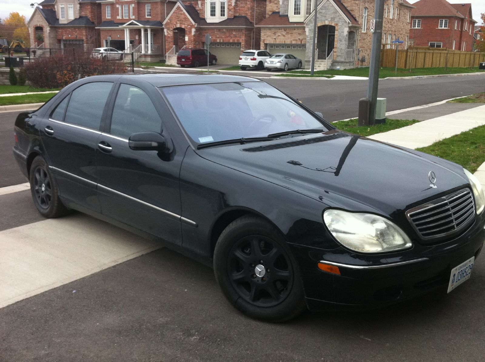2002 mercedes s430 for sale mississauga ontario for 2002 mercedes benz s430 price