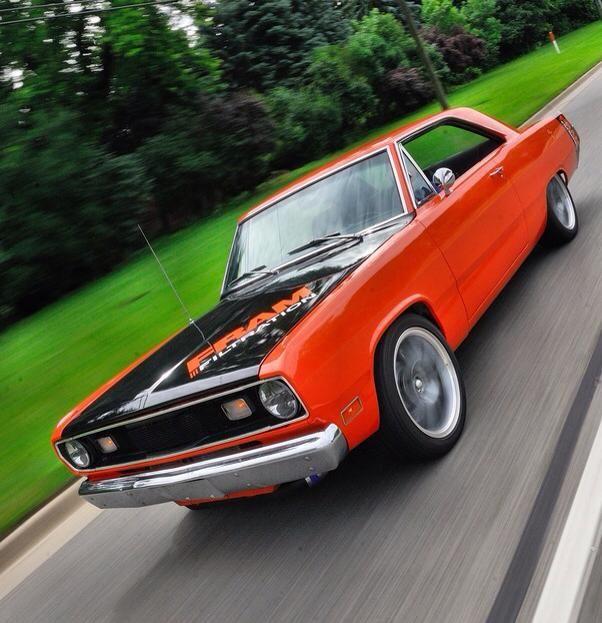 1971 Plymouth Scamp 2JZGTE VVTi Powered For Sale
