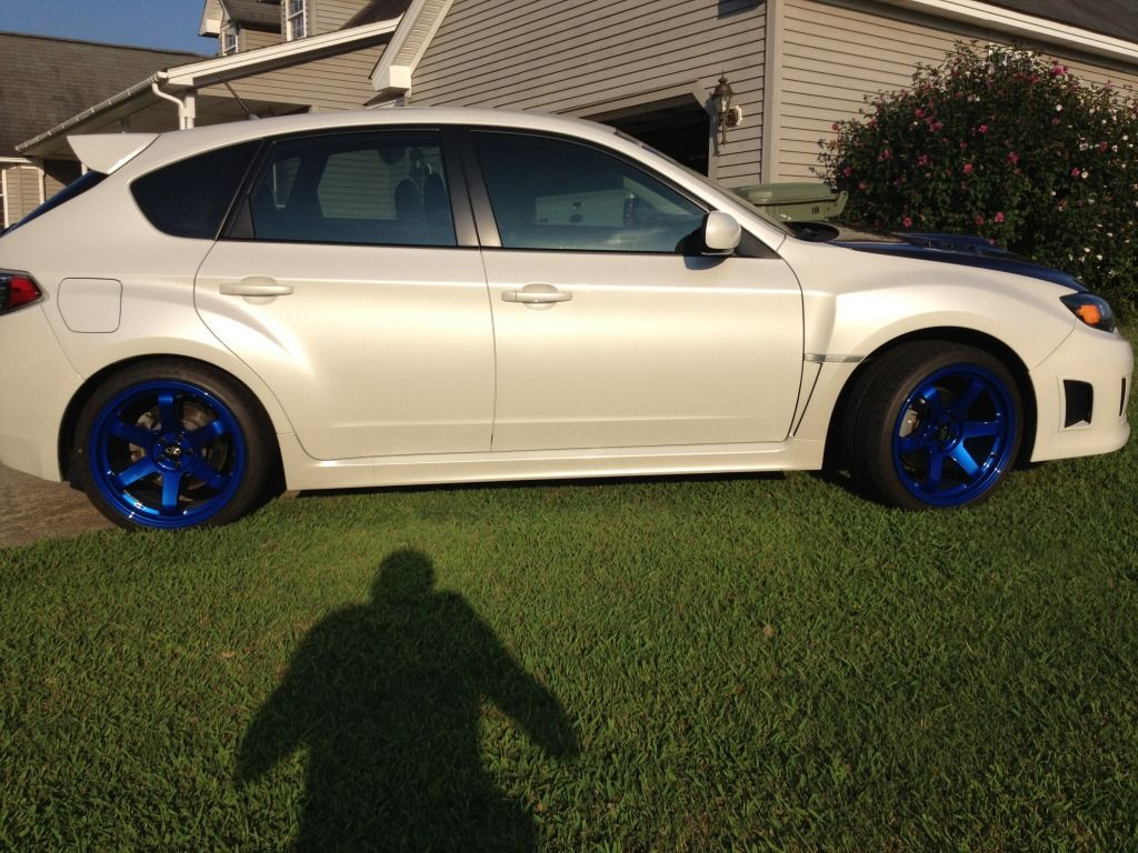 2011 Subaru Impreza WRX For Sale | Wilson North Carolina